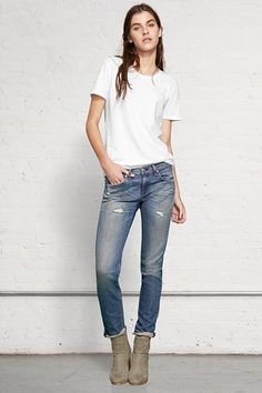 3d0932363d04d 77 meilleures images du tableau Denim Women   Denim fashion, Denim ...