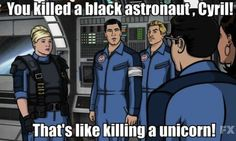 It's the Archer Quote-down!: Sterling Archer :: TV :: Lists :: Paste