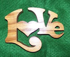 scroll saw love