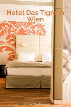 Hotelcheck Wien: Luxuriös, charmant, gemütlich und auf gar keinen Fall langweilig ist das Hotel Tigra in Wien. Ein Tipp für den Citytrip in Österreichs Bundeshauptstadt. #hotel #tigra #wien #luxushotel #österreich #stadthotel #cityhotel #tipp #reisen #urlaub #hotelzimmer Das Hotel, Bed, Inspiration, Furniture, Home Decor, Europe, Beautiful Hotels, Hotel Bedrooms, Summer Vacations