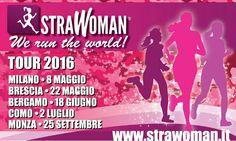 StraWoman 2016, la maratona in rosa sta per tornare