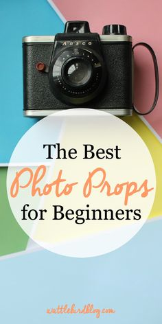 the best photo props for beginners
