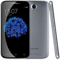 DOOGEE Y100 Pro Android 5.1 4G LTE Smartphone 5.0 pulgadas HD IPS OGS Pantalla 2.5D Corning Gorilla Glass MTK6735 64bit Quad Core 2GB 16GB ROM RAM 8.0 + 13.0MP cámara para Vender - La Tienda En Online IGOGO.ES