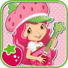 Strawberry Shortcake Friends (best Android apps for kids