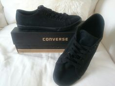Basket noir Converse