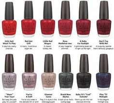 I paint my nails a different color every week thanks to this beautiful company
