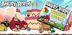"""Résultat de recherche d'images pour """"angry birds birdday"""""""