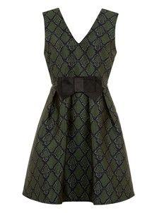 Tamsin Dress - Olive