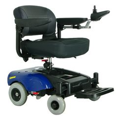The Easi Go Electric Wheelchair from CareCo is a compact yet sturdy powerchair. Predominantly designed for indoor use, the Easi Go will still serve you well in shops too. Powered Wheelchair, Wheelchairs, Round Design, Outdoor Power Equipment, Compact, Transportation, Electric, Indoor, Style
