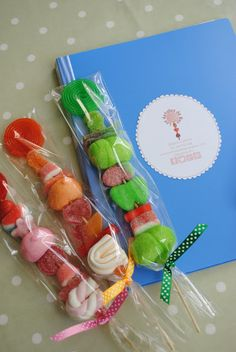 LOS DETALLES DE BEA Dosier curso a distancia Candy Kabobs, Holidays And Events, Activities, Birthday, Sweet, Jelly Beans, Goodies, Apples, Distance