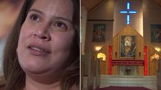 """In Dafne Gutierrez went completely blind in both eyes. Doctors told her she had benign intracranial hypertension and would never be able to see again. Doctor Anne Borik explained, """"This is a condition where Miracle Stories, Intracranial Hypertension, Tell Her, Amazing Women, Blinds, Pray, Lost, Doctors, Eyes"""