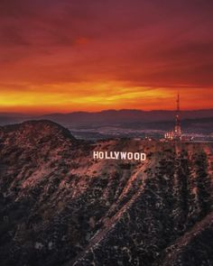 Hollywood, California by jhiemendz Disney California, California Dreamin', Hollywood California, Hollywood Sign, Hollywood Hills, City Of Angels, Los Angeles Area, Santa Monica, Travel Tips