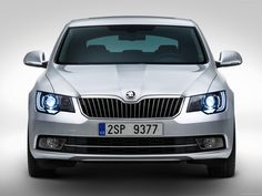 cahteknoz.com - 2014 Skoda Superb redesign