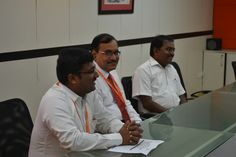 Discussion with Anna University - VC