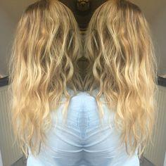Flamboyage Olaplex Blond hair sunrisa