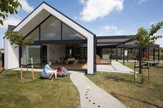 Centro de aprendizaje temprano Hobsonville Point,Cortesía de Collingridge and Smith Architects