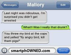 "Usually I'm not a fan of the ""was I that drunk"" texts but this is funny. Funny Drunk Texts, Funny Text Memes, Text Jokes, Drunk Humor, Really Funny Memes, Funny Relatable Memes, Haha Funny, Funny Jokes, I Wasnt That Drunk Texts"