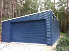 Shed Designs by Southern Cross Sheds