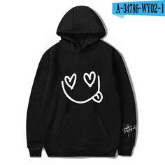 WY02 Bobby Mares, Smile Logo, Mens Sweatshirts, Hoodies, Teen Fashion Outfits, Men And Women, Ariana Grande, Harajuku, Singer