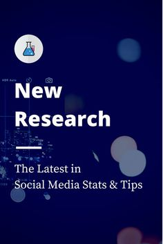 Why you should share to Social Media in the Afternoon and more of the latest Social Media stats and tips.