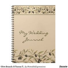 Olive Branch: A Tuscan Touch Journal