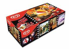 Ninja Star Box 3D