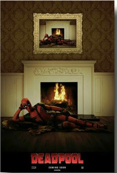 Deadpool Posters Take The Piss Out Of Valentine S Day And Emojis