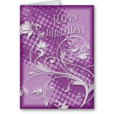 ==>Discount          	violet retro floral birthday card           	violet retro floral birthday card In our offer link above you will seeShopping          	violet retro floral birthday card Here a great deal...Cleck See More >>> http://www.zazzle.com/violet_retro_floral_birthday_card-137002345992316174?rf=238627982471231924&zbar=1&tc=terrest