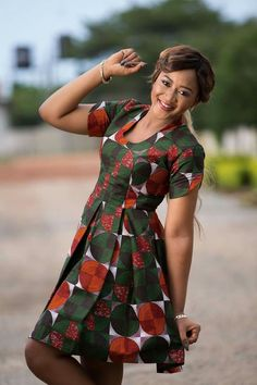 Simple and fabulous african wear African Dresses For Women, African Print Dresses, African Wear, African Fashion Dresses, African Women, African Theme, African Prints, African Style, African Fashion Designers