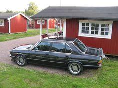 BMW E28 Alpina B7 Turbo