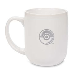 5bcb8498 Official Pikachu white mug. This dishwasher-safe white mug delivers hot or  cold beverages