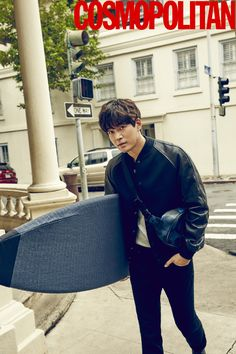 Lee Sang Yoon in Cosmopolitan Korea January 2016 Look 1 Lee Sang Yoon, Lee Sung, Korean Men, Korean Actors, Lee Seung Gi, Seolhyun, I Hate You, Angel Eyes, Korea Fashion