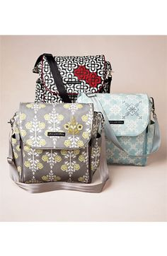 Petunia Pickle Bottom Diaper Bag - it was my first purchase ;)