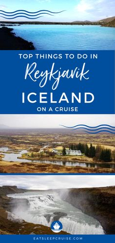 Best Things to Do in Reykjavik Iceland on a Cruise If your cruise vacation or travel includes a stop in the cruise port of Reykjavik there are many day trips and tours t. Best Cruise, Cruise Port, Cruise Travel, Cruise Vacation, Cruise Tips, Bermuda Vacations, Bahamas Vacation, Visit Reykjavik, Reykjavik Iceland