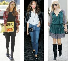 Celebrity Street Style of the Week: Jessica Alba, Ashley Madekwe, & Reese Witherspoon