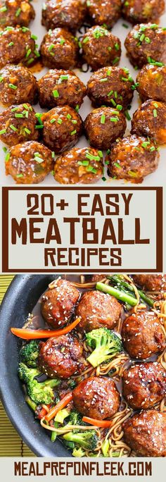 Meatballs have come a long way. No longer are the days of just pasta, meatballs and sauce. From beef to turkey, to chicken, pork, lamb or more. #meatballs #mealprep