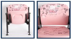 Giants Pink Seat