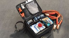 Toyota Prius Accessories - Emergency Assistance Kit