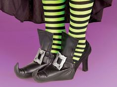 Halloween Stripe Tights Nordstrom Green & Black Stripes Striped 4-6 6-8 8-10  #Jefferies #Tights