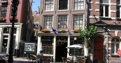 Three Little Bottles (De Drie Fleschjes) Dutch liquor.