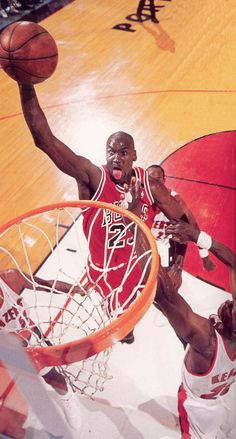 92/93 Finals, Jerrome Kersey Tomahawk
