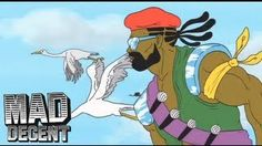 Major Lazer - 'Get Free' feat. Amber (of Dirty Projectors) OFFICIAL LYRIC VIDEO + HQ AUDIO - YouTube