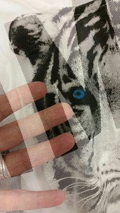Print on mesh  LAYER MESH