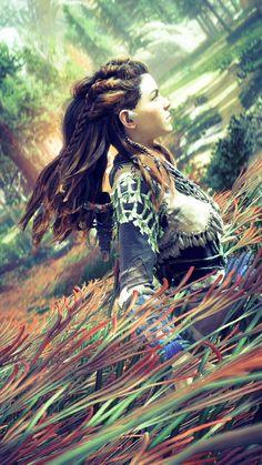 Horizon: Zero Dawn   Video Games, PlayStation, Sony