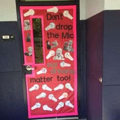 Black History Month, door decorating | Cultural Competency ...