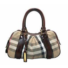 Burberry Prorsum Nova Check Plaid   British Leather Knight Bag Burberry Bags 00a43d2d53e9b