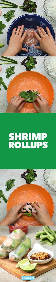 Shrimp Rollups