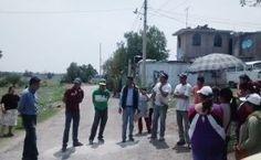 Obras - Drenaje de Camino a Tepetitlan de San Pablo Jolalpan - H. Ayuntamiento de Tepetlaoxtoc