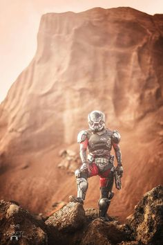 Mass Effect Andromeda Cosplay armor of Ryder from Mass Effect Andromeda made by: Crafts of Two game made by: Bioware