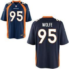863f1e12cabf5c Mens Denver Broncos Nike Navy Blue Jake Butt Alternate 2017 Draft Pick Game  Jersey wholesale jerseys Bat first